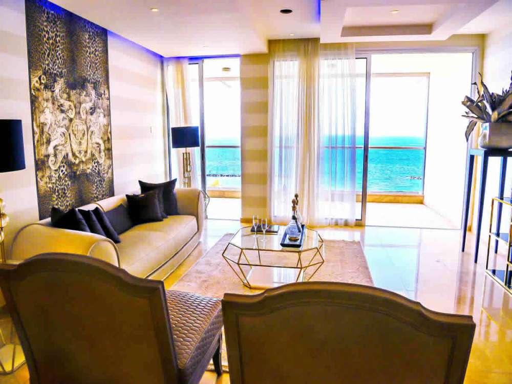 Κύπρος πολυτελή διαμέρισμα στο κύμα