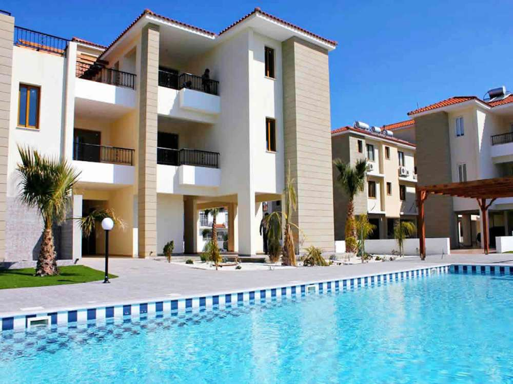 Buy property in Cyprus | Apartment for sale Larnaca
