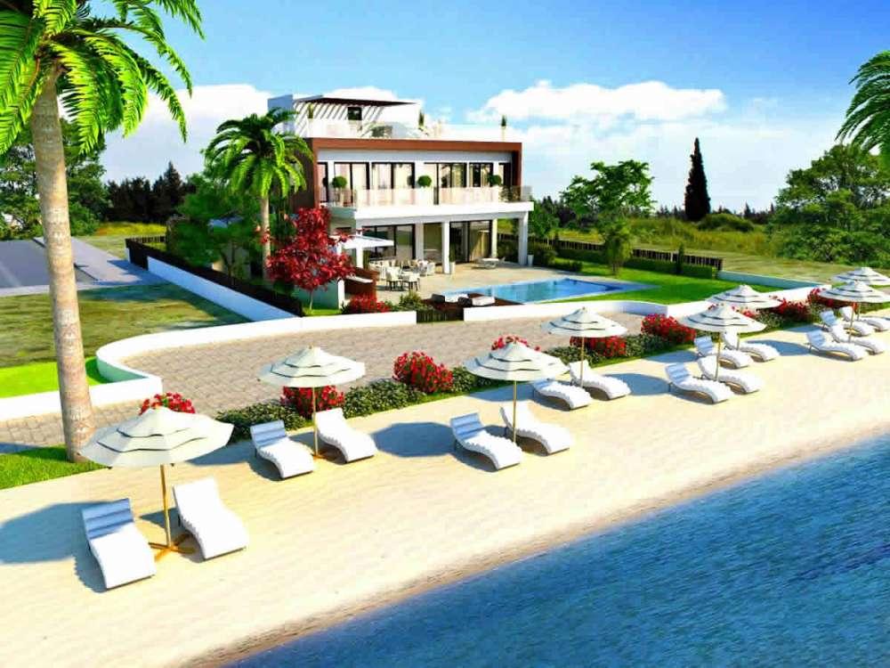 Κύπρος παραλιακά ακίνητα Λάρνακα