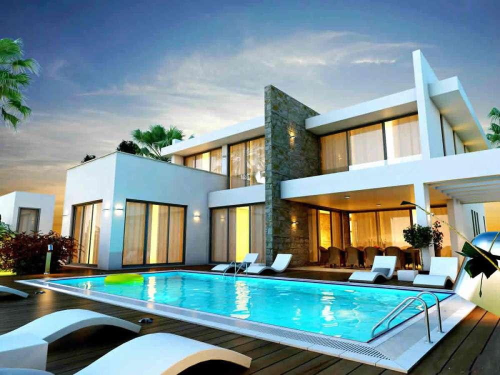 Buy Seafront Luxury Villa In Larnaca