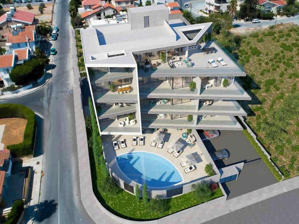 Πολυτελή διαμέρισμα στην Λεμεσό