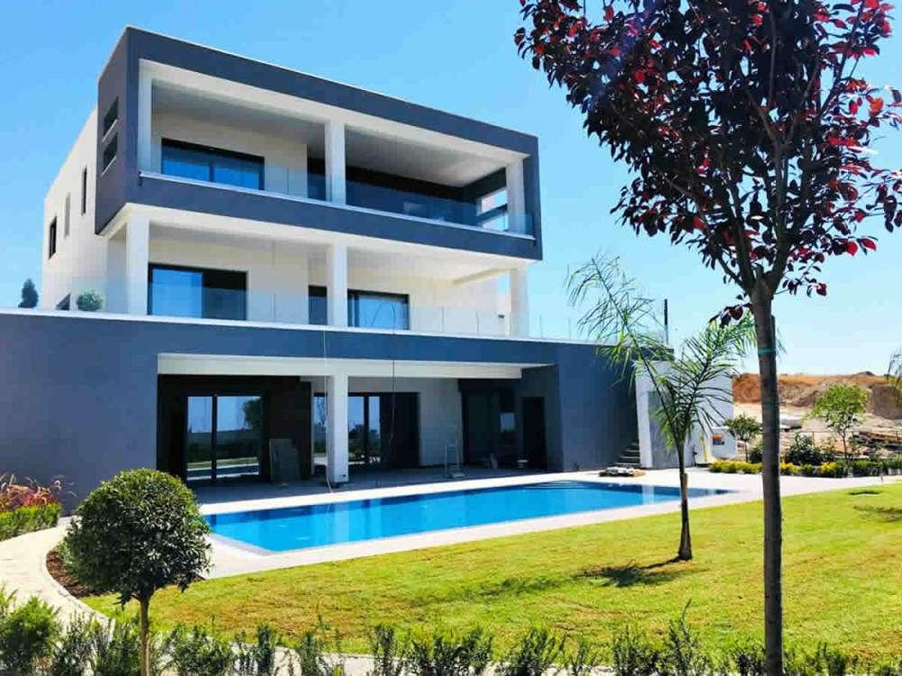 Κατοικία με θέα θάλασσα Λεμεσός