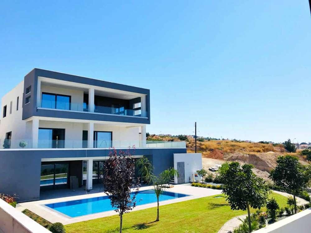 Καινούργια κατοικία προς πώληση Λεμεσός
