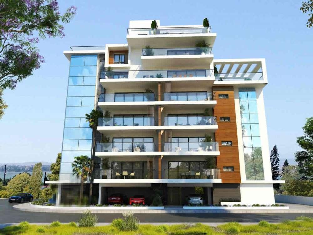 Buy apartment in Mackenzie Larnaca