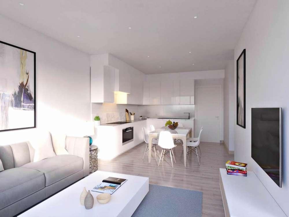 Modern flats in Limassol