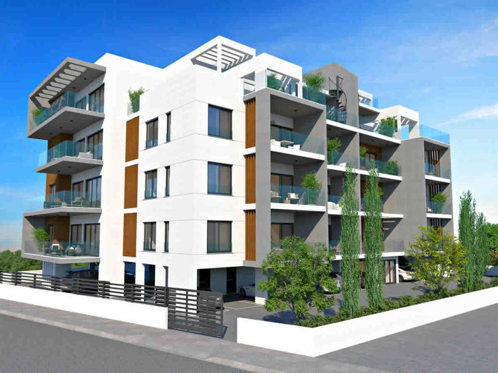 Apartments for sale in Limassol