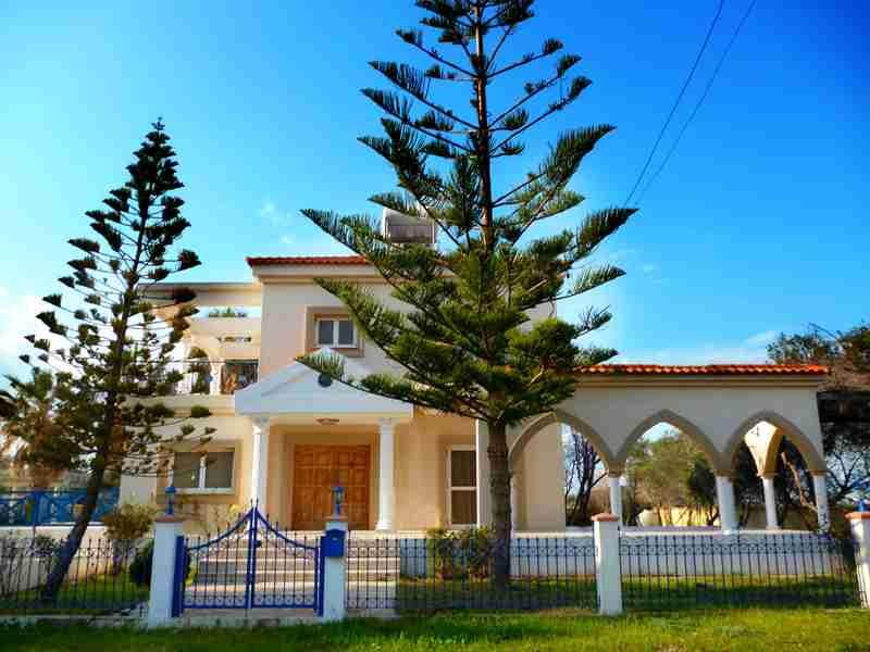 villa for sale in Larnaca