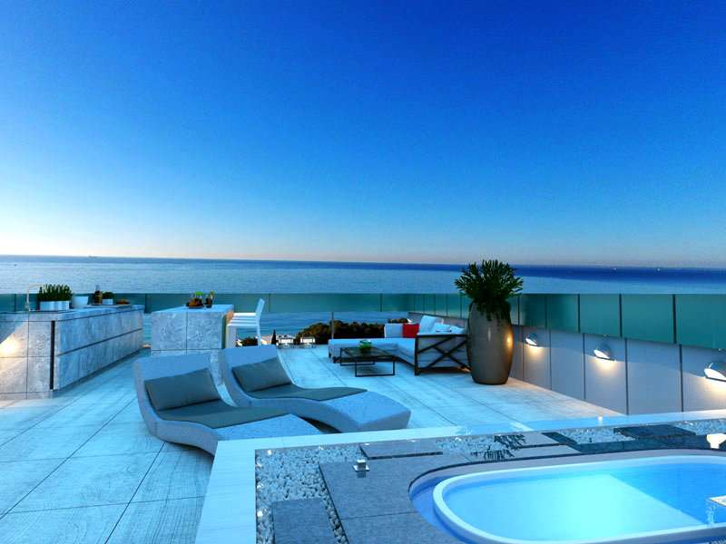 Luxury apartments in Limassol Cyprus