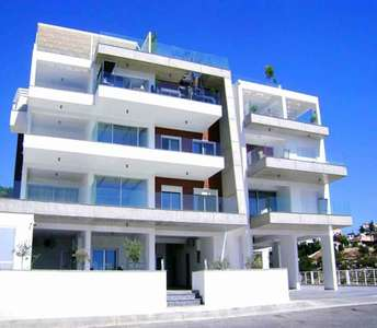 Buy sea view apartment in Limassol