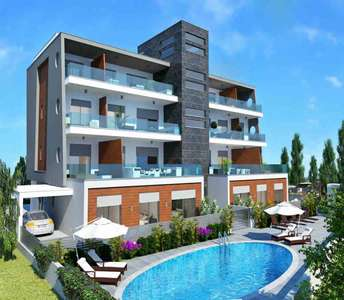 SEASIDE GROUND FLOOR APARTMENT LIMASSOL