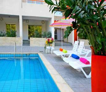 Property in Limassol tourist area