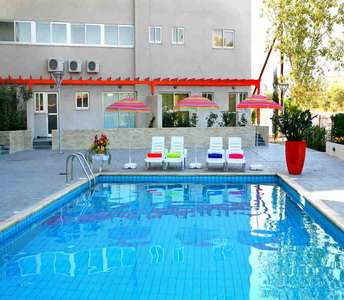 Seaside apartment in Limassol