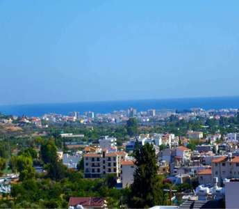 SEA VIEW PENTHOUSES FOR SALE LIMASSOL