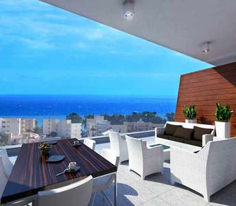 SEA VIEW BEACHSIDE PROPERTY LIMASSOL