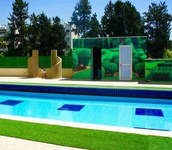 Квартира в Лимассоле с бассейном