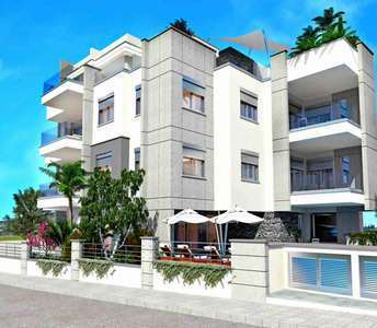 Flats in Limassol for sale