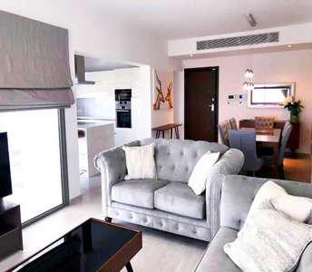 Limassol sea view flat for sale