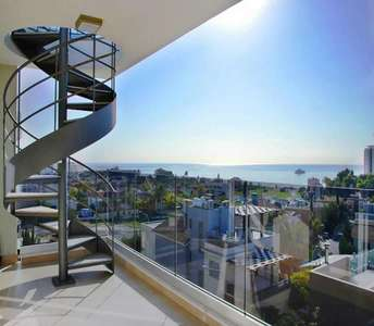 BUY SEA VIEW PENTHOUSE IN LIMASSOL