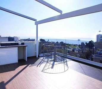 Недвижимость с видом на море на Кипре