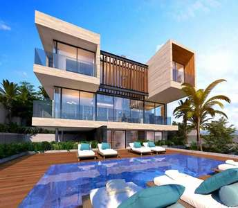 SEA VIEW VILLA IN LIMASSOL