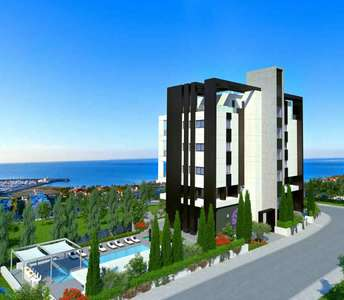 SEASHORE APARTMENTS FOR SALE IN LIMASSOL