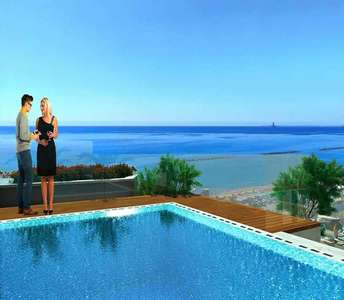 SEAFRONT 3 BEDROOM APARTMENT IN LIMASSOL