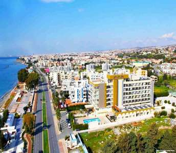 Seafront property in Limassol
