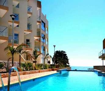 Купить квартиру на пляже в Лимассоле