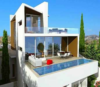 BUY SEA VIEW VILLA IN LIMASSOL