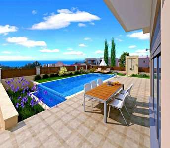 BEACHSIDE VILLA FOR SALE LIMASSOL