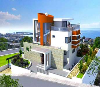 VILLAS FOR SALE OCEAN VIEW LIMASSOL