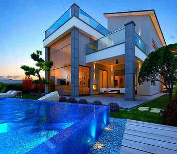 Beachfront villas for sale in Limassol