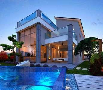 Luxury seafront properties in Limassol