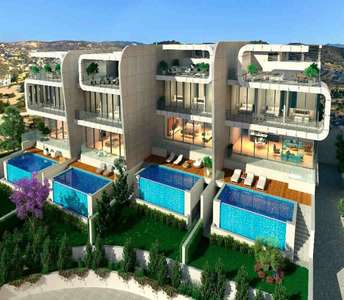 BUY SEA VIEW VILLAS IN LIMASSOL