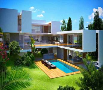 LUXURY VILLAS FOR SALE AYIOS ATHANASIOS LIMASSOL