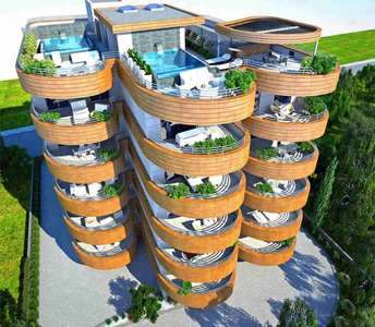 PENTHOUSE FOR SALE WITH POOL LIMASSOL
