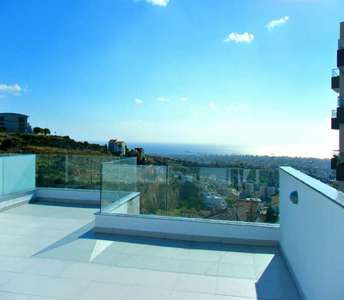 Limassol sea view apartment