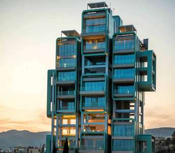 Seaside luxury apartment in Limassol