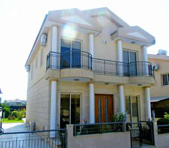 Houses for sale in tourist area Limassol