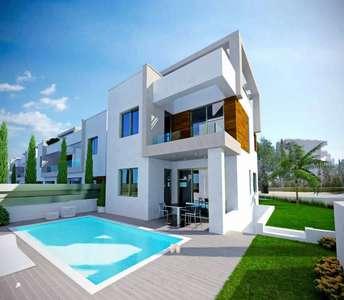 Buy seaside villas in Limassol