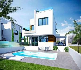 Limassol beachside villas for sale
