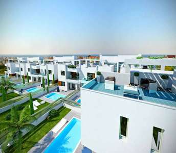 Beach houses in Limassol