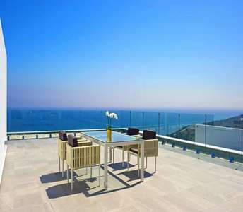 Seafront villa for sale in Limassol