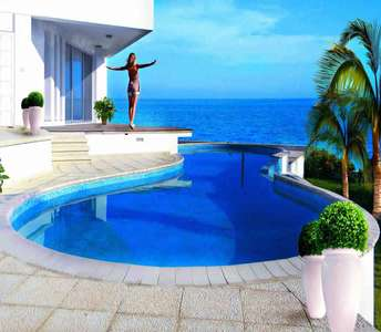 SEA VIEW VILLA FOR SALE CYPRUS