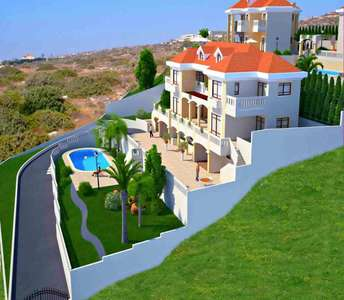 Sea view villa for sale Limassol