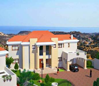 Buy luxury villa Limassol