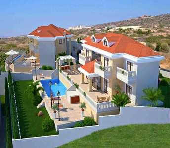 Кипрская вилла в Лимассоле