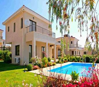VILLAS FOR SALE IN SOUNI LIMASSOL