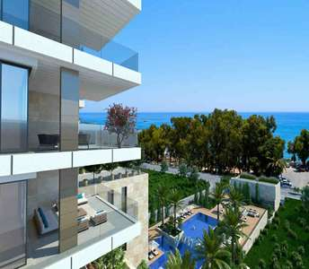 LIMASSOL SEAFRONT APARTMENTS