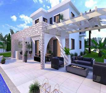 COASTAL VILLA FOR SALE IN PAPHOS
